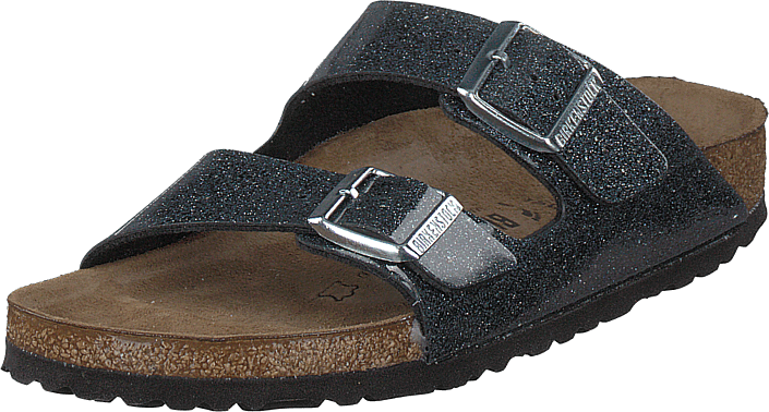 Birkenstock - Arizona Slim Cosmic Sparkle Anthracite