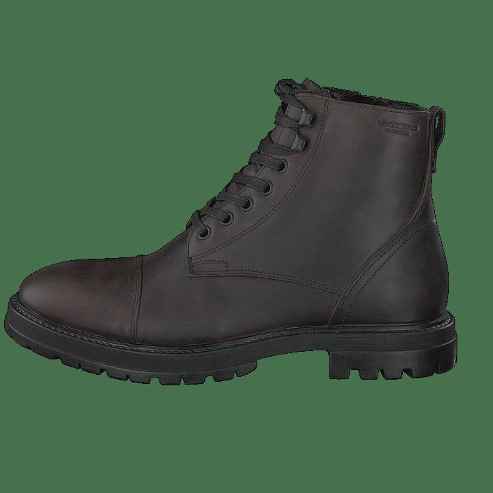 vagabond grace nubuck indigo heeled boots, Sort VAGABOND