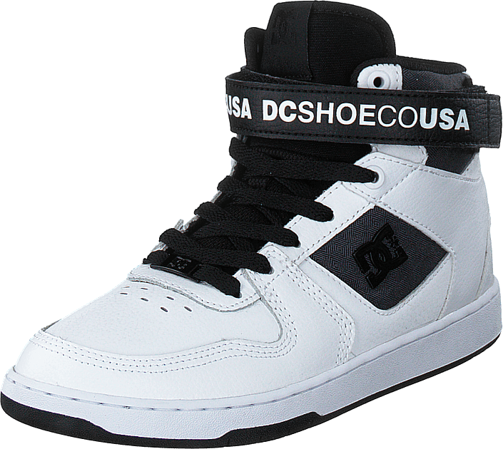 DC Shoes - Pensford Se White/black