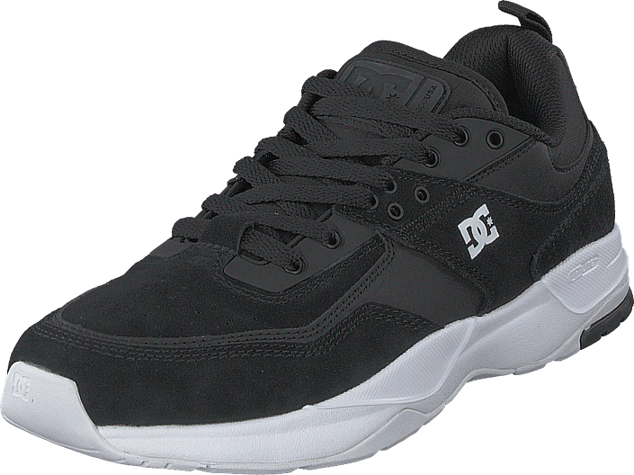 DC Shoes - E.tribeka Black/white/black