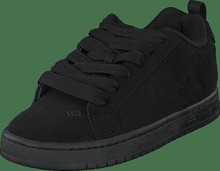 Court Graffik Black/black/black
