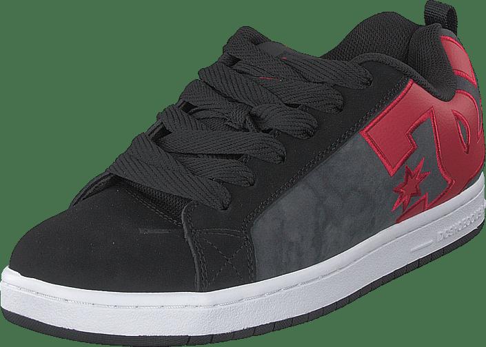 DC Shoes - Court Graffik Se Black/red