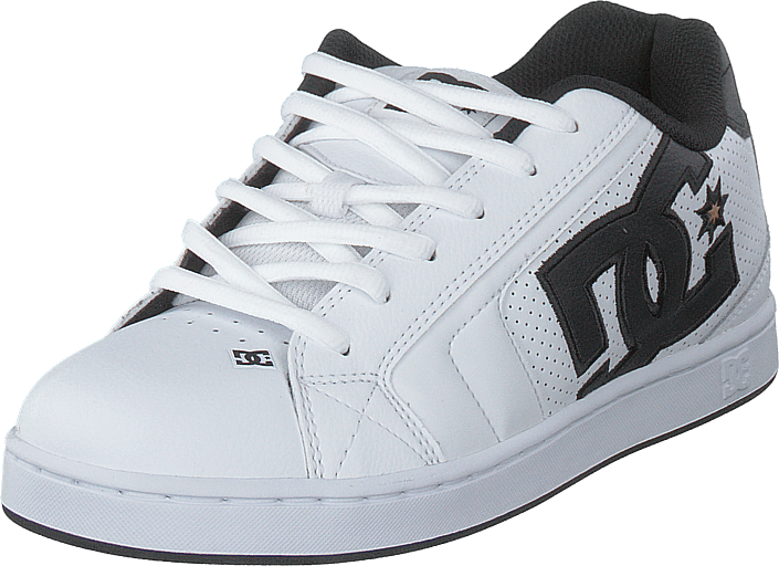 DC Shoes - Net White/gold