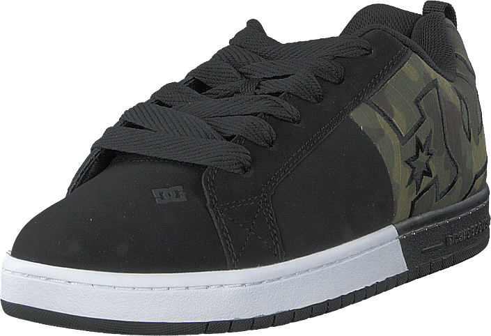 DC Shoes - Court Graffik Sq Black/camo