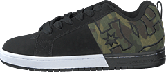 Court Graffik Sq Black/camo