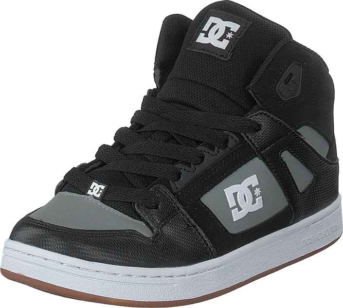 DC Shoes - Pure High-top Black/grey
