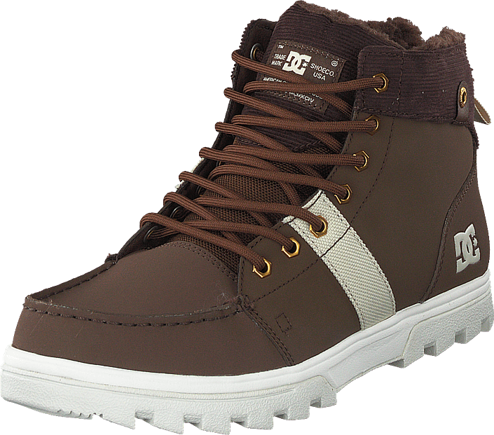 DC Shoes - Woodland Chocolate/brown
