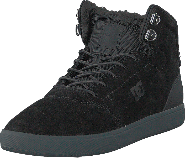DC Shoes - Crisis High Wnt Black/grey