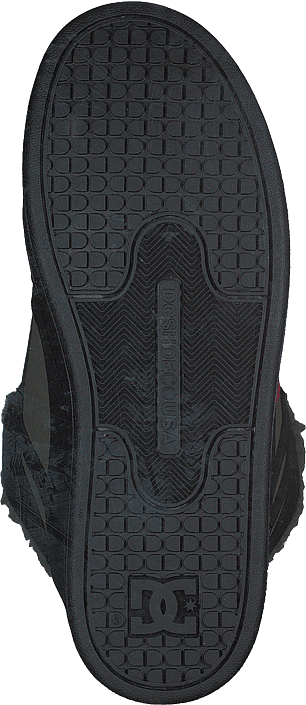 Kjøp Dc Shoes Pure High-top Wnt Black/olive Night Sko Online