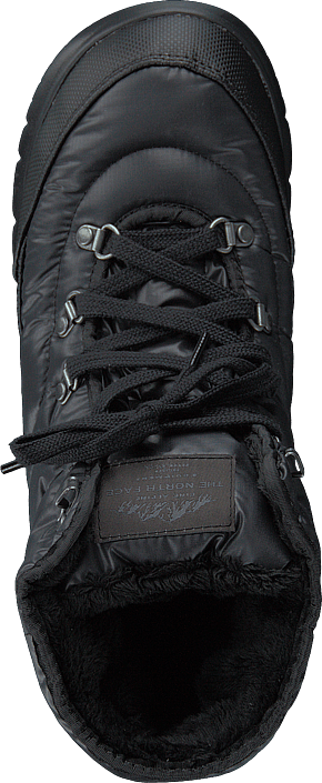 The North Face W Thermoball Lace Ii Shiny Tnf Black/iron Gate Grey Scarpe Online