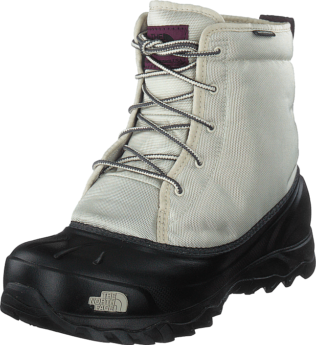 The North Face - W Tsumoru Boot Bone White/tnf Black
