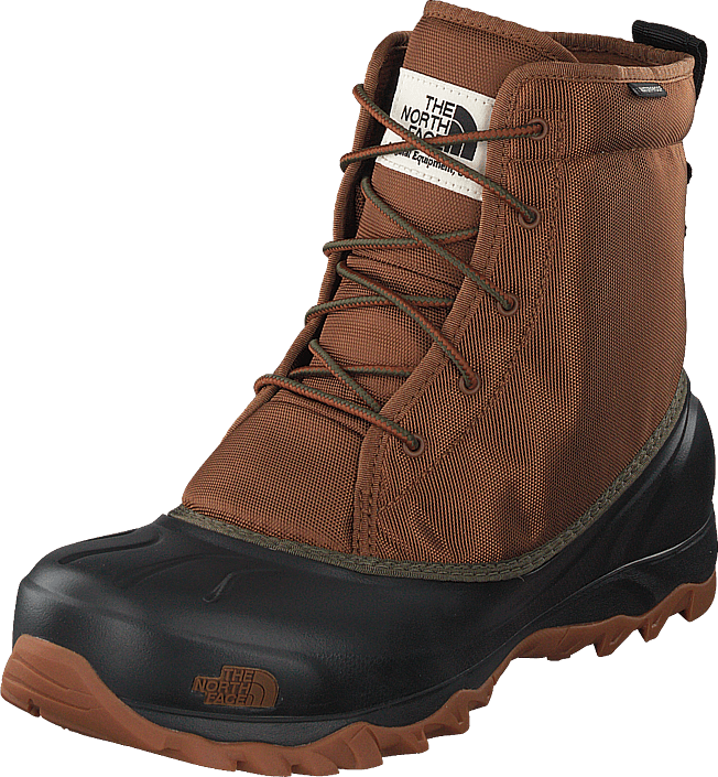 The North Face - M Tsumoru Boot Monks Robe Brown/tnf Black