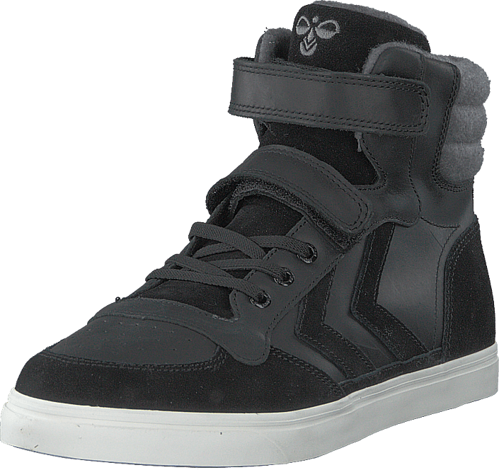 Hummel - Stadil Winter High Jr Black