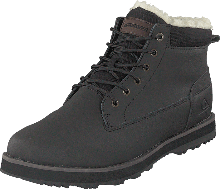 Mission Boot Solid Black