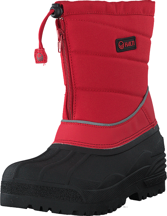 Halti - Ponto Iii Jr Snoowboot Lava Red