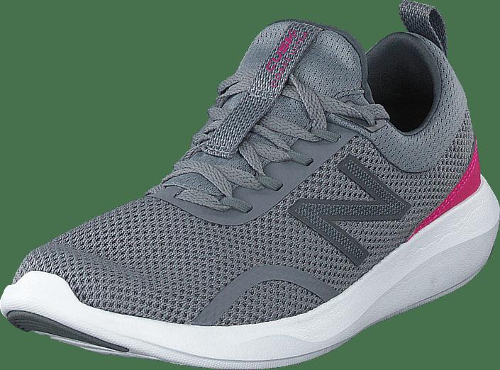 New Balance - Coast V5 Grey/black