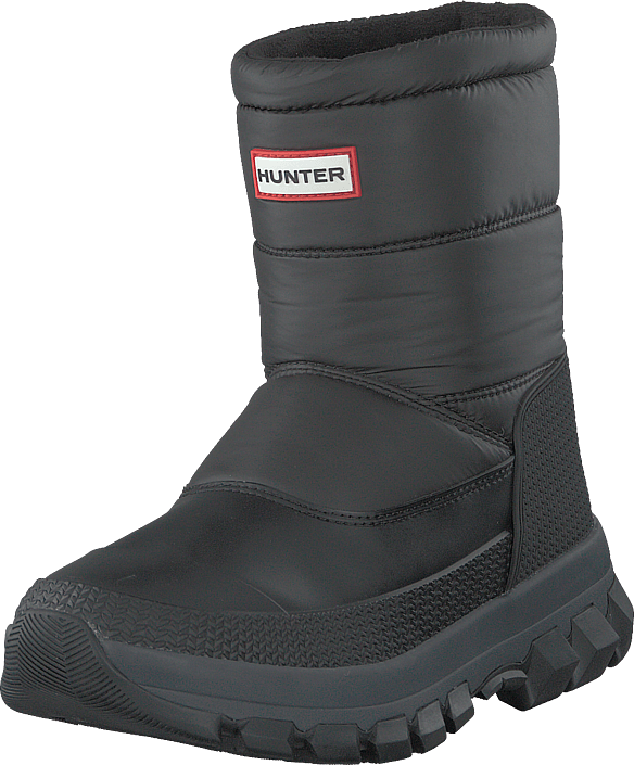 Mens Original Snow Boot Short Black