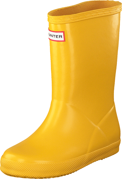Hunter - Kids First Classic Yellow