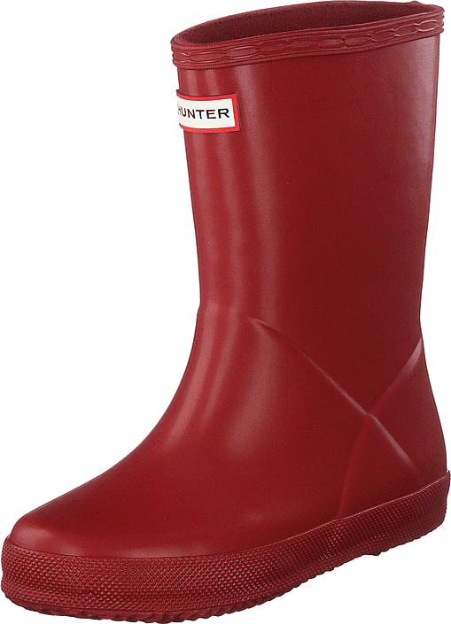 Hunter - Kids First Classic Military Red