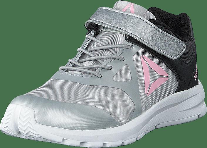 Reebok - Reebok Rush Runner Alt True Grey/black/light Pink