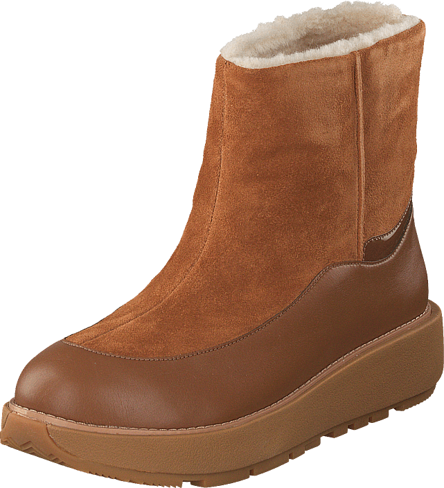 Fitflop - Elin Snuggle Ankle Boot Light Tan