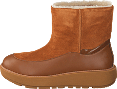 Elin Snuggle Ankle Boot Light Tan