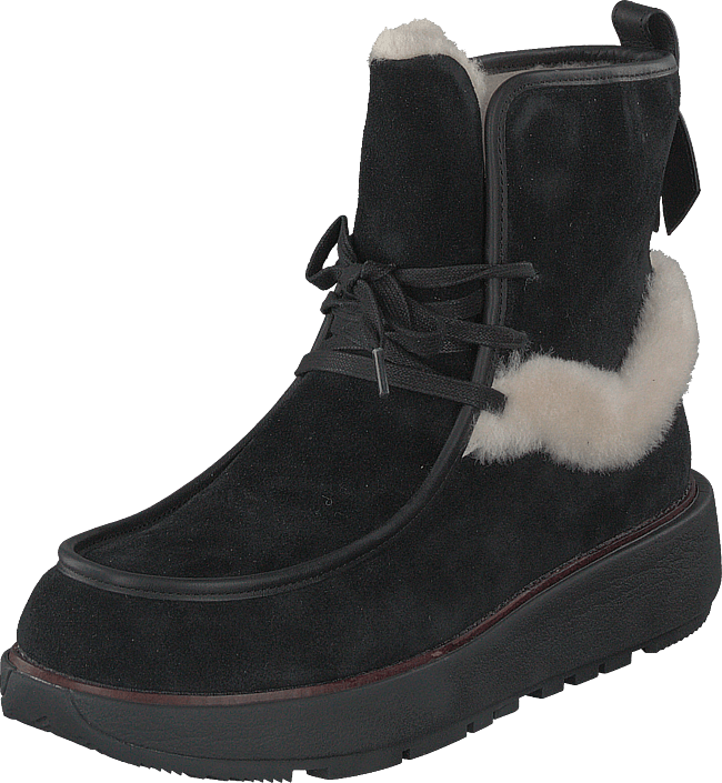 Fitflop - Greta Moccasin Ankle Boot All Black