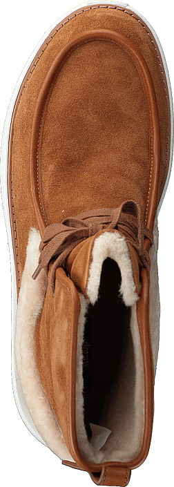 Fitflop - Greta Moccasin Ankle Boot Light Tan