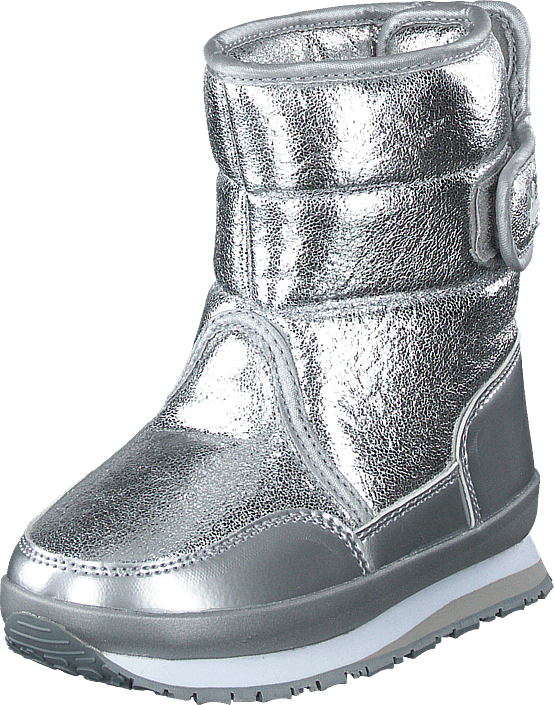 Rubber Duck - Rd Cracked Metallic Kids Silver