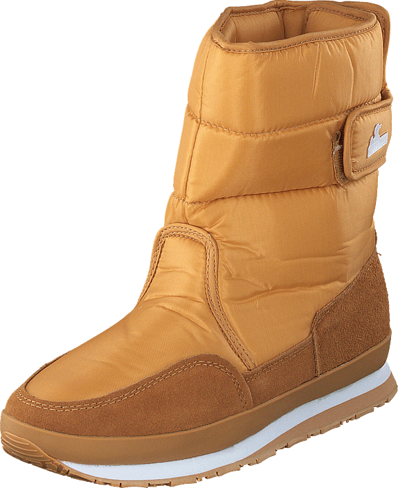 Rubber Duck - Rd Nylon Suede Solid Camel Brown