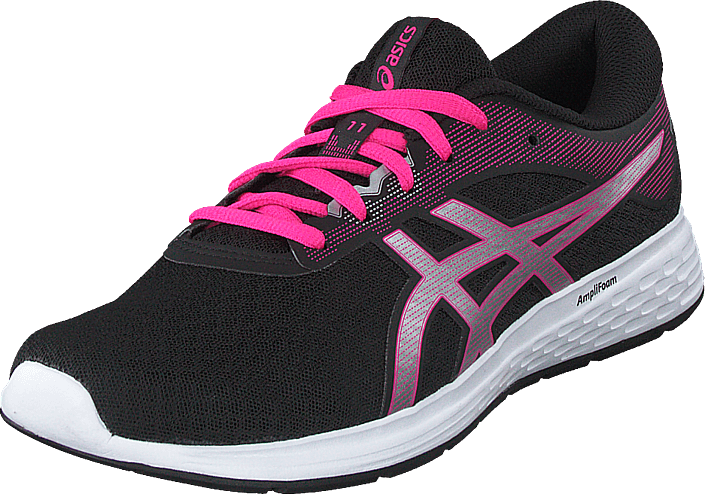 Asics - Patriot 11 Black/pink Glo