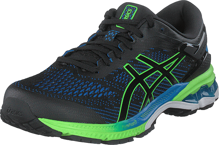 Asics - Gel-kayano 26 Black/electric Blue