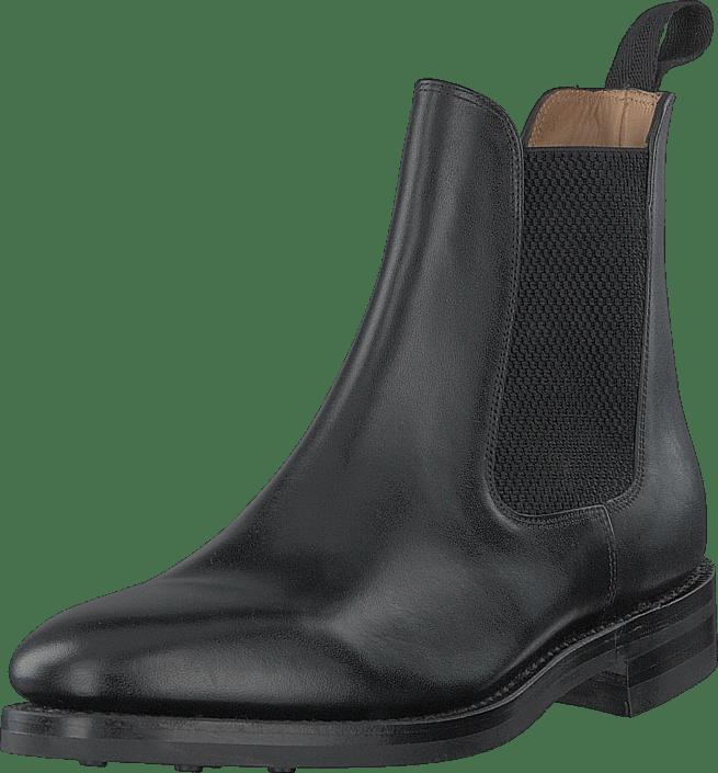 Loake - Blenheim Black Waxy