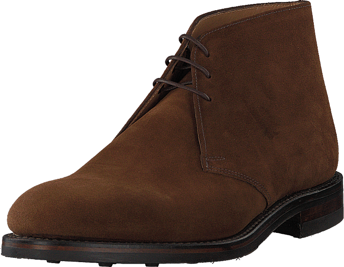 Loake - Kempton Brown Suede