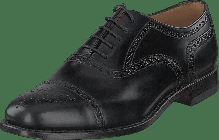 Loake - 201b Black Polished