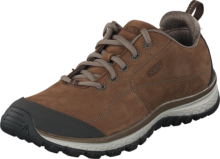 Keen - Terradora Sneaker Leather Dark Earth/silver Brich