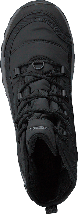 Keen - Terradora Ankle Wp Black/steel Grey