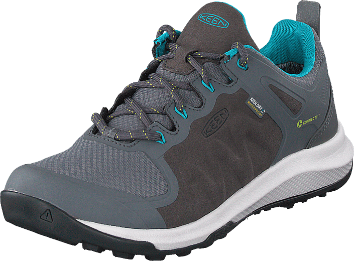 Keen - Explore Wp Steel Grey/bright Turquoise