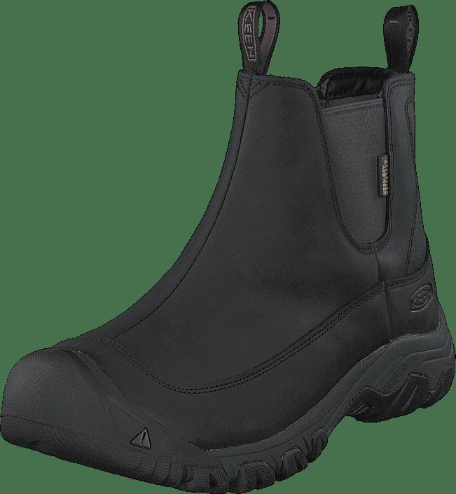 Keen - Anchorage Boot Iii Wp Black/raven