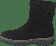 Skor Nomi Boots med kilklack i Taupe Fantastiska