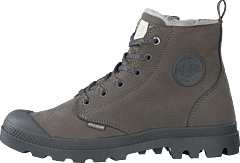 Pampa Hi Wool Zip Cloudburst