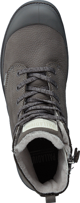 Palladium - Pampa Hi Wool Zip Cloudburst