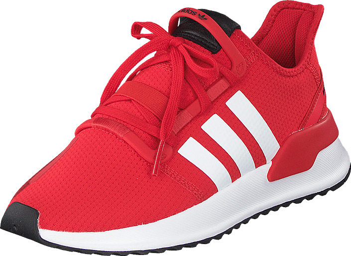 adidas Originals - U_path Run Scarlet/ftwr White/shock Red