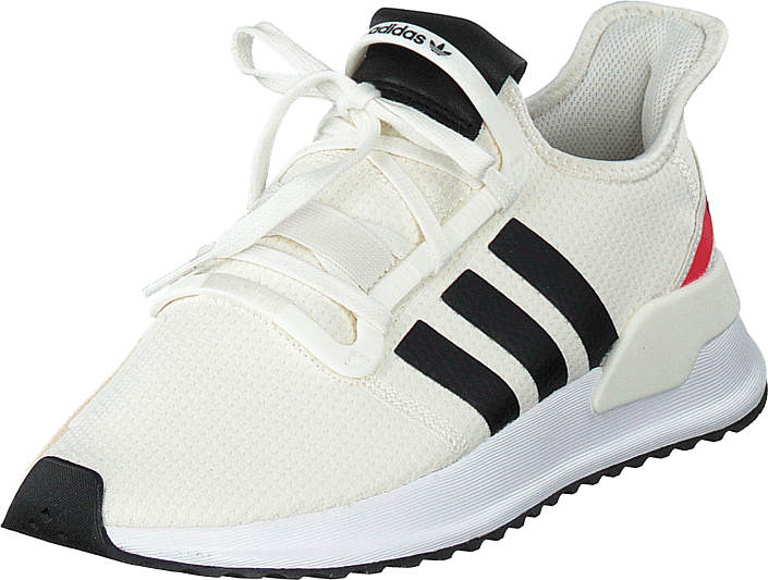 adidas Originals - U_path Run Off White/core Black/shock Red
