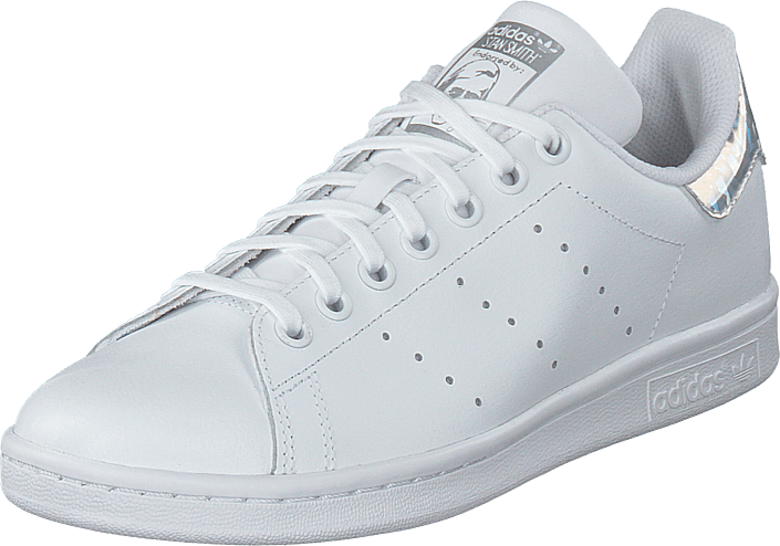 adidas Originals - Stan Smith J Ftwr White/ftwr White/core Bla
