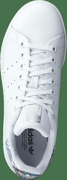 Kjøp Adidas Originals Stan Smith Jwr White/ftwr White/core Bla Sko Online