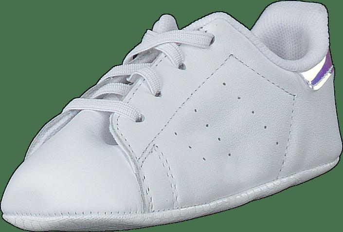 adidas Originals - Stan Smith Crib Ftwr White/ftwr White/silver M