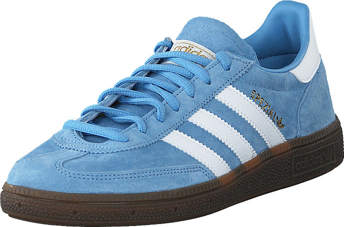 adidas Originals - Handball Spezial Light Blue/ftwr White/gum5