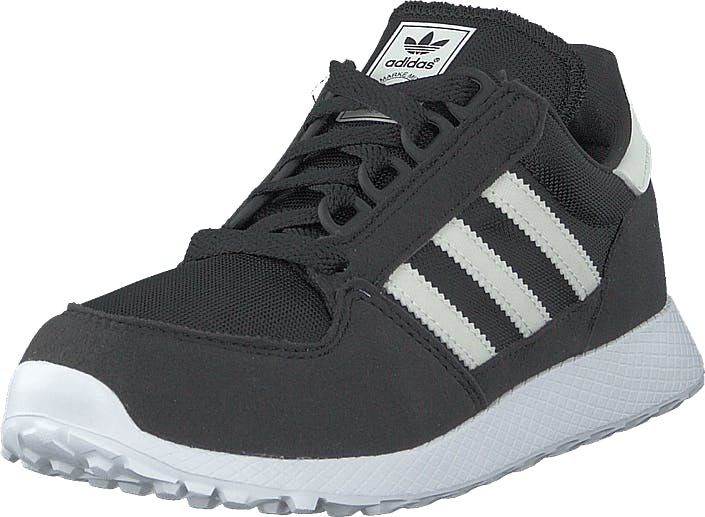 adidas Originals Forest Grove C Core Black/cloud White/chalk W, Skor, Sneakers & Sportskor, Sneakers, Grå, Barn, 32