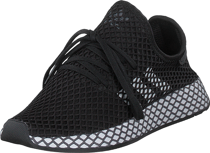 Deerupt Runner J Core Black/ftwr White/grey Fiv